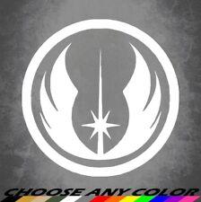 Star Wars Jedi Order Symbol Sticker Decal Vinyl For Car Truck Vehicle