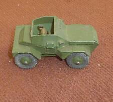 DINKY No.673 MILITARY DAIMLER SCOUT CAR 1953-62 1:43 SCALE