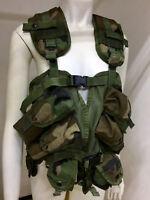 U.S Woodland Tactical Load Bearing Vest
