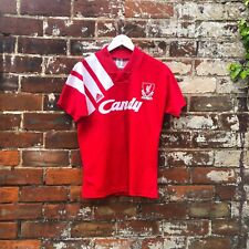 Liverpool 1991/1992 football shirt Small / Medium Candy Adidas Equipment