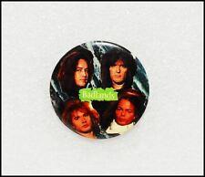 Badlands Vintage 80's Button Pin Badge Jake E Lee Ray Gillen