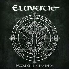 ELUVEITIE - EVOCATION II-PANTHEON   CD NEW!