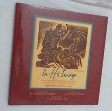 2011 In His Image, Engravings by Letterio Calapi, African-Centric, 1st SIGNED!