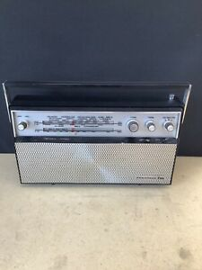 Vintage Ferguson FM model 3179 Transistor AM/FM Radio. Good Working Order
