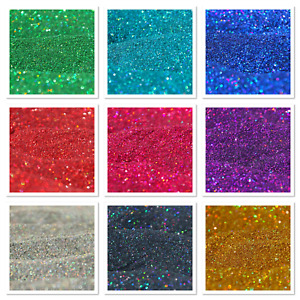Holographic Glitters Sparkly Gradient for Epoxy Resin Wax Melt Nail Art Crafts