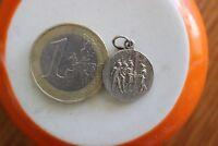 Religieuse Medaille Medallion Notre Dame de Liesse T 37