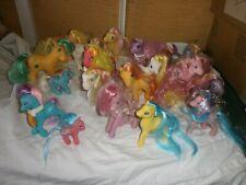 LOT de 18 Mon petit poney MY LITTLE PONY G1, G2 et G3 EN L'ETAT