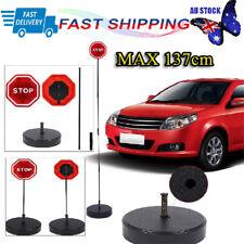 Car Parking Guide LED Flashing Light Park'n Stop Sign Sensor Detector Garage