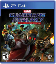 Marvel''s Guardians of the Galaxy: The Telltale Series PS4 New PlayStation 4, Pl