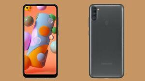 Samsung Galaxy A11 SM-A115U - 32GB - Black (T-Mobile) (Single SIM)