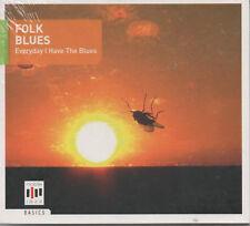 Folk blues Everyday I Have the Blues CD NUOVO John Lee Hooker Ray Charles B.B. King