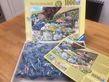 ravensburger 1000 piece jigsaw puzzle. The Dry Stone Wall.