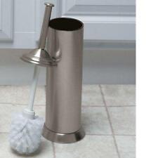 Signature Hardware 248802 Contemporary Toilet Brush Replacement - White