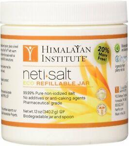 Neti Pot Salt by Himalayan Institute, 12 oz 3 pack