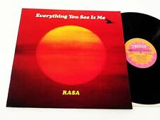 RASA EVERYTHING YOU SEE IS ME LP ITALY 1978