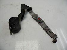 OEM 93-96 Pontiac Firebird Rear Driver's Side Seatbelt Buckle Retractor, Gray