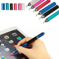 Universal Capacitive Touch Screen Stylus Ballpoint Pen for iPhone iPad Tablet