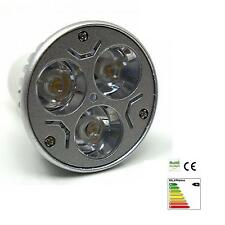 CREE LED  GU10  3 x 2 W 6W Warm Weiss High Power Strahler Licht Light SMD