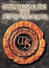 Whitesnake Live: In the Still of the Night  [CD/DVD]  Brand New Factory Sealed