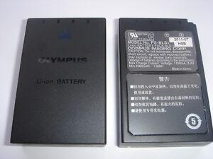 Original Battery Olympus PS-BLS1 Genuine Battery Akku Accu New Pen E-PL3