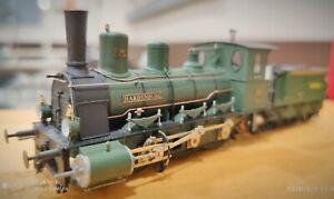 Bavaria H0 C III Locomotiva Vapore in ottone come micrometakit lemaco fulgurex
