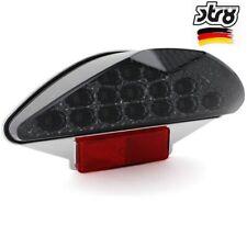 Faro posteriore LED Vetro scuro (ce) Str8 Baotian 125 Bt125t-12d E/f 2007-2009