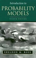 Introduction to Probability Models, Eighth Edition, Sheldon M. Ross, Good Book