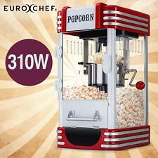 Large Movies Cinema Theatre Style Party Electric Popcorn Popper Maker Machine