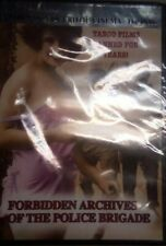 Forbidden Archive Of The Police Brigade DVD New