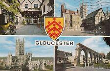 Gloucester J Salmon Collectable Gloucestershire Postcards