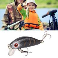 Lot Bionic Fake Fishing Lure Bait VIB Road Minor Bait Outdoor Gear Fishing E5S3