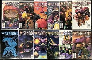 Sentinel (2003) #1-12 VF/NM (9.4) complete set X-Men