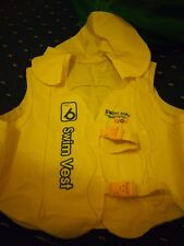 Baby swim safe vest step b
