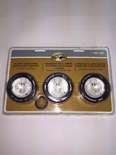 HAMPTON BAY 148 407 3-LIGHT XENON TASK AND ACCENT LIGHT KIT, 20 Watt G8 Xenon