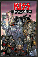 KISS PSYCHO CIRCUS 5 - NEUF - 2000 -SEMIC -pour 2è VOL et PLUS, FDP GRATUIT -