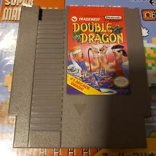 Double Dragon NM Collector Nes (Nintendo) Game.