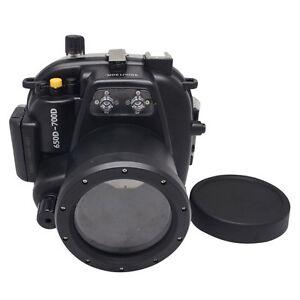 Mcoplus 50M 160ft Underwater Waterproof Housing Case For Canon EOS 650D 700D