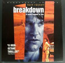 LASERDISC Breakdown - Kurt Russell