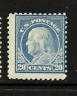 US #515 Mint-NH  1917 Regular Flat Press ~ Perf 11...Free Shipping....[SK]