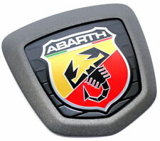 Abarth 124 Spider Front Badge Logo New Genuine 6000615609