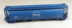 InterMountain #45103-04 Cylindrical Hopper Pillsbury #20174 1/87 HO Scale