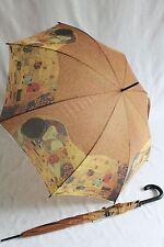 Happy Rain Stockschirm Klimt II Automatik Regenschirm