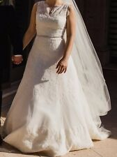 St. Patrick Wedding Dress Size 8 Pre-owned