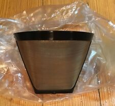 Generic # 2 Gold Filter For Ge Savor 5 Cup Coffee Maker 169208 898677 898712 New