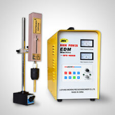3000W Portable EDM Broken tap remover/ Screw Extractor/ Spark Erosion Machine CE