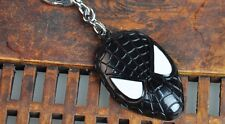Venom Spiderman Spidey Spider Man Black Symbiote Keychain cosplay Marvel Usa