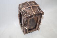 Grablampe, Grablaterne aus Bronze Schneider 132