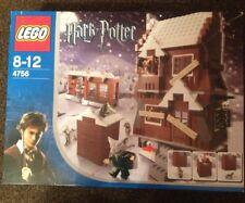 LEGO HARRY POTTER 4756 THE SHREIKING SHACK NEW AND SEALED RARE/RETIRED