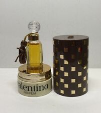 Original Vintage Valentino Valentino V Pure Parfum, 4.5ml, New In Box.