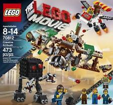 NEW The LEGO MOVIE Creative Ambush 70812 Flying Kebab Stand Plane Cannons NIB